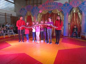 Zirkus an der Grundschule Dobel