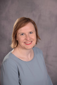 Rektorin der Grundschule Dobel - Jana Obert