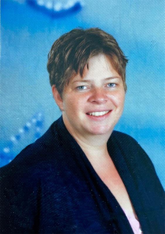 Konrektorin der Grundschule Dobel -Stephanie Möbius-Saha